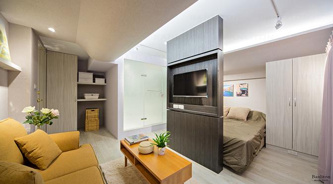 [挑高夾層設計] 夾層專用!4種舒適小套房設計