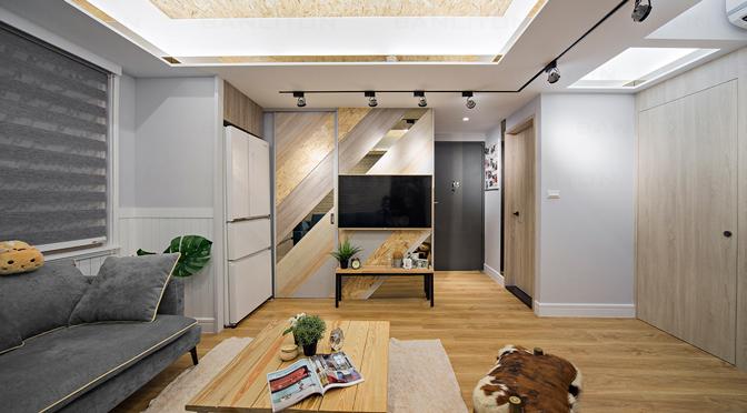 細說夾層設計-開放空間打造完美小坪數夾層07