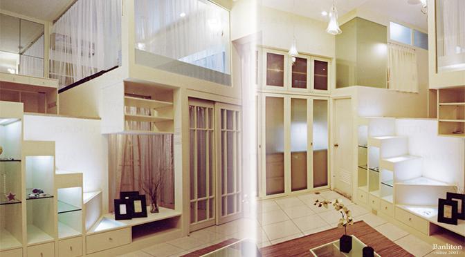 [低預算完成挑高夾層設計] 不用百萬!3米6舒適好感夾層宅