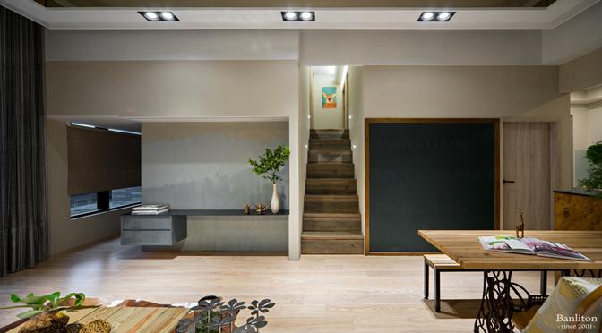 細說夾層設計-開放空間打造完美小坪數夾層04