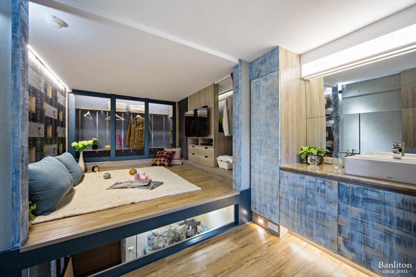 細說夾層-夾層版Airbnb!專屬小家庭的挑高生活夢04