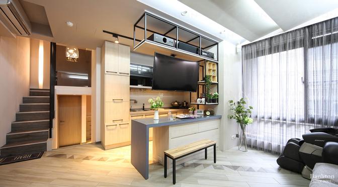 [挑高夾層設計] 夾層好設計,讓空間不只多2房!!