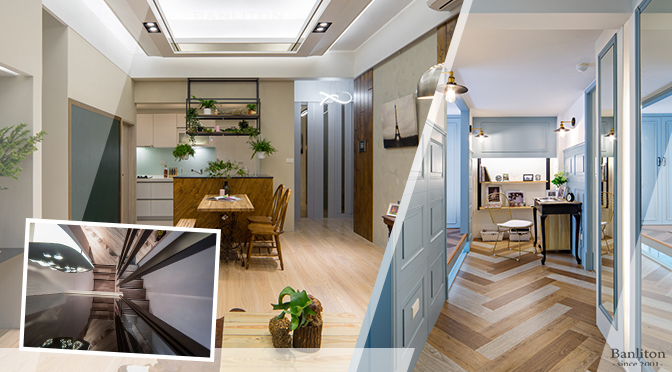 [挑高夾層設計]「空間歸整、減少牆面」就是夾層屋放大秘訣