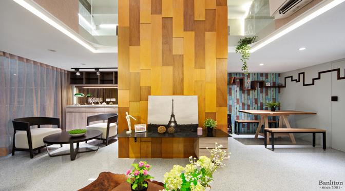 [百萬完成挑高夾層設計] 12坪夾層新價值,無格局挑高觀景收納宅