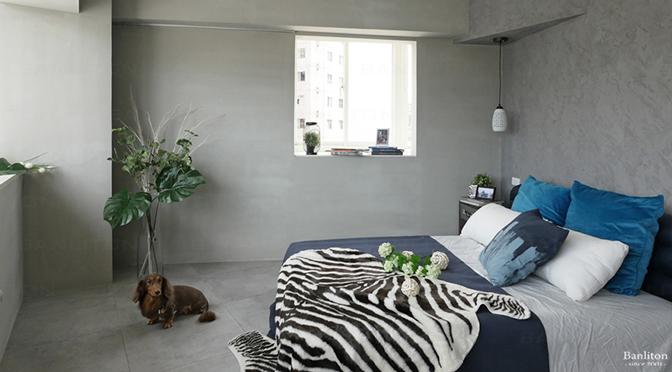 [小坪數設計] 捨下裝飾,住進採光PLUS++的水泥工業宅!