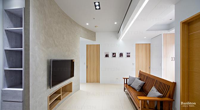 〔小坪數設計〕開放式格局,讓家的型態充滿無限可能